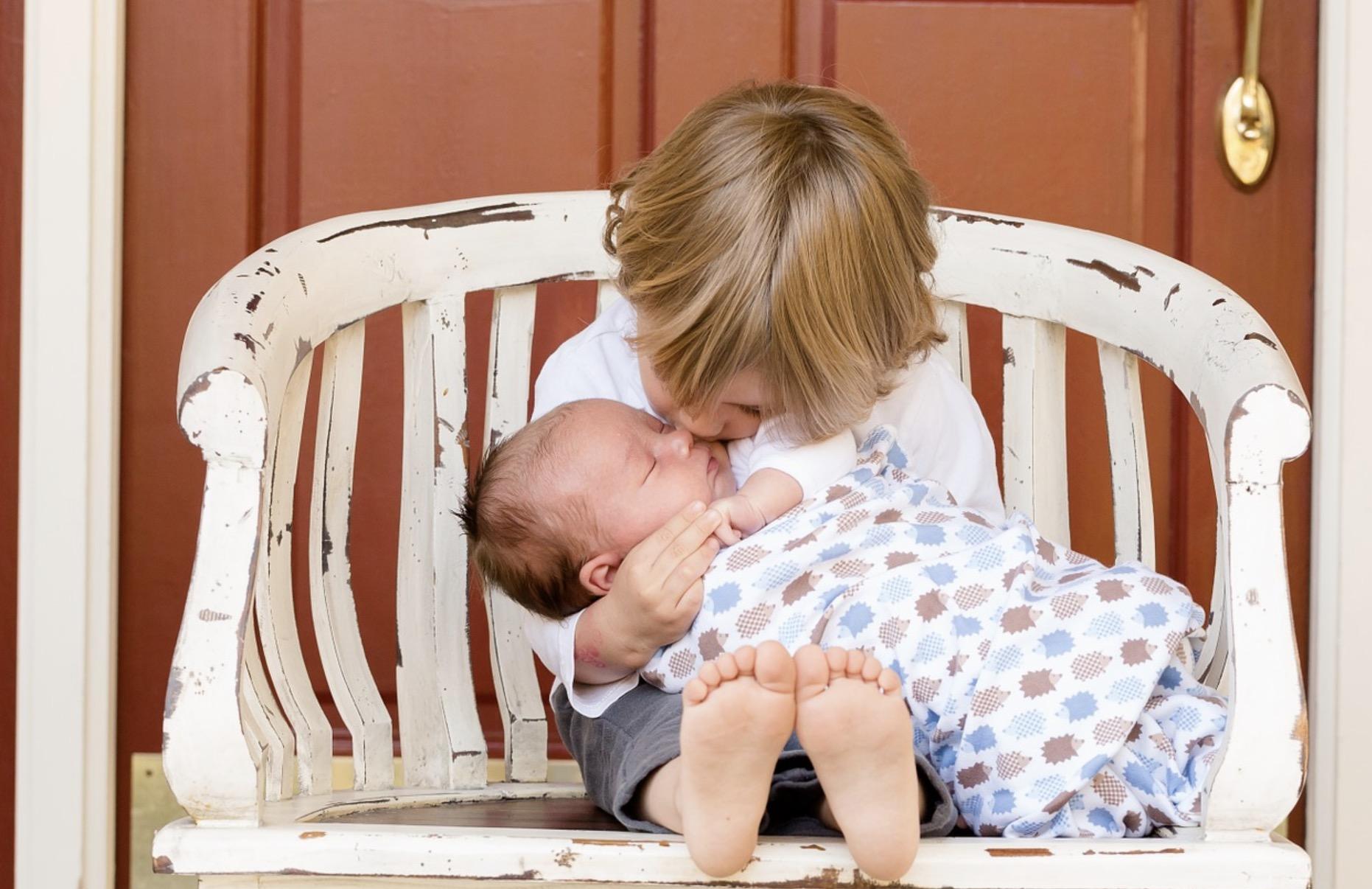 La crèche et les bébés