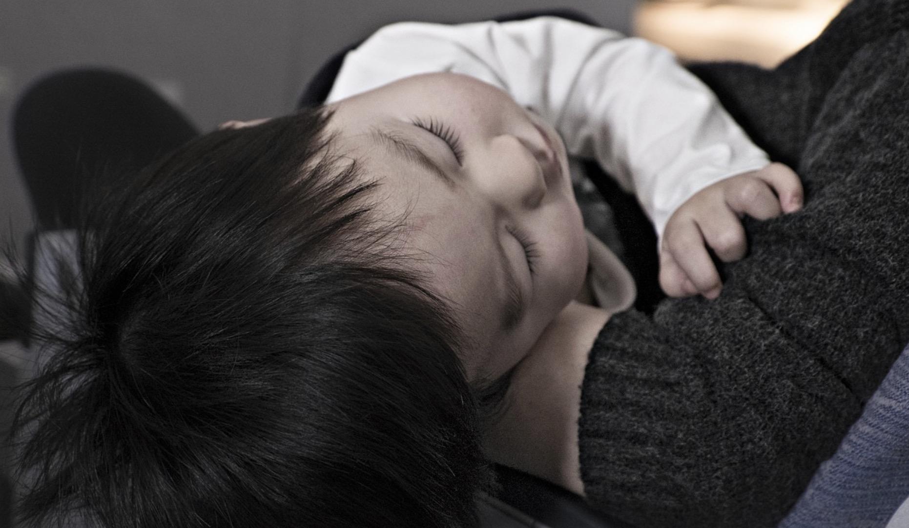 La scarlatine chez l'enfant