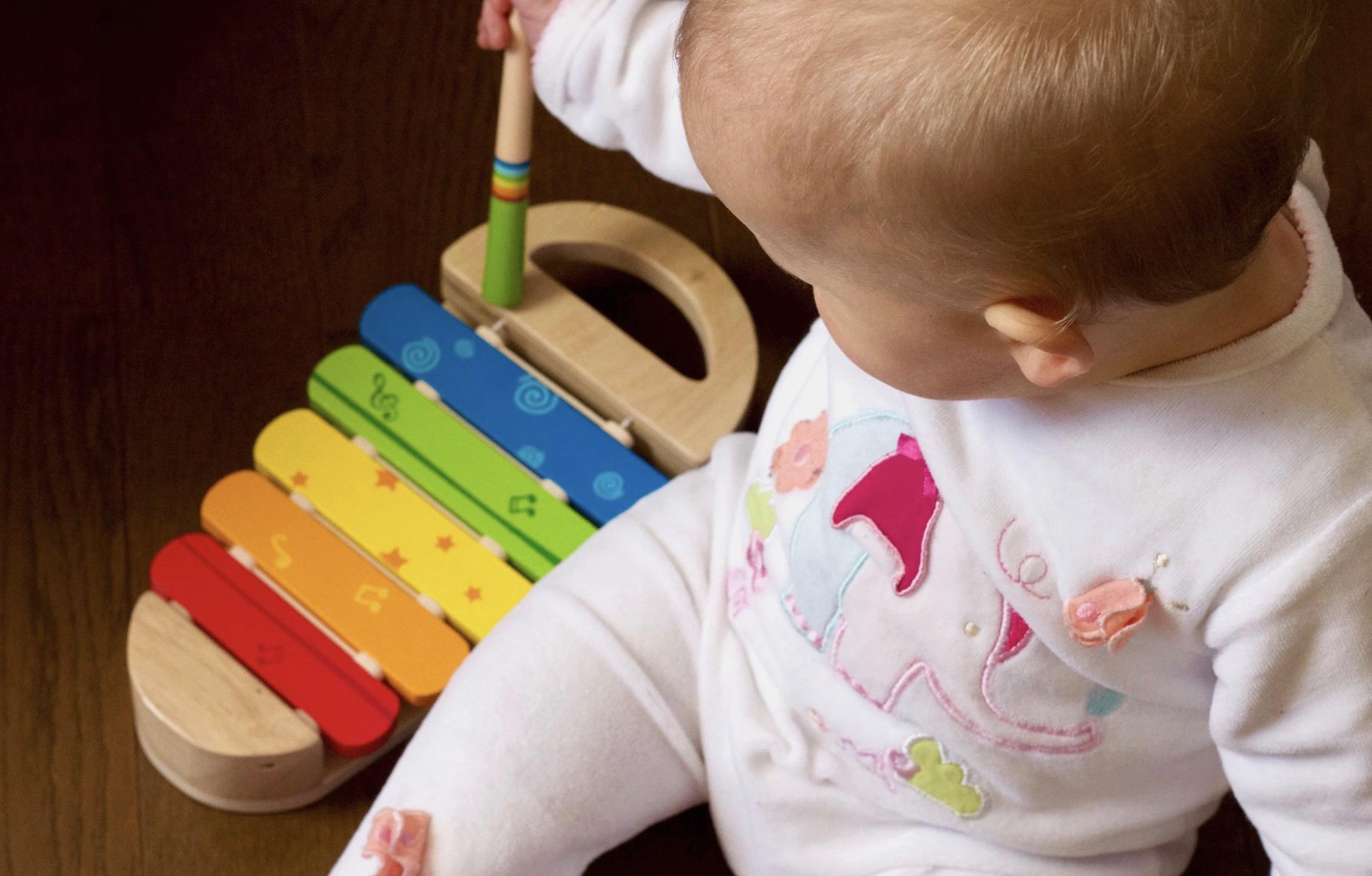 L'éveil musical avec les instruments
