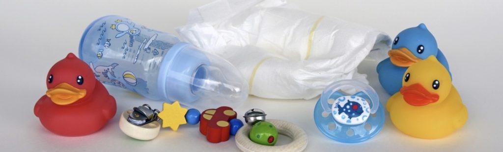 Les accessoires de bébé