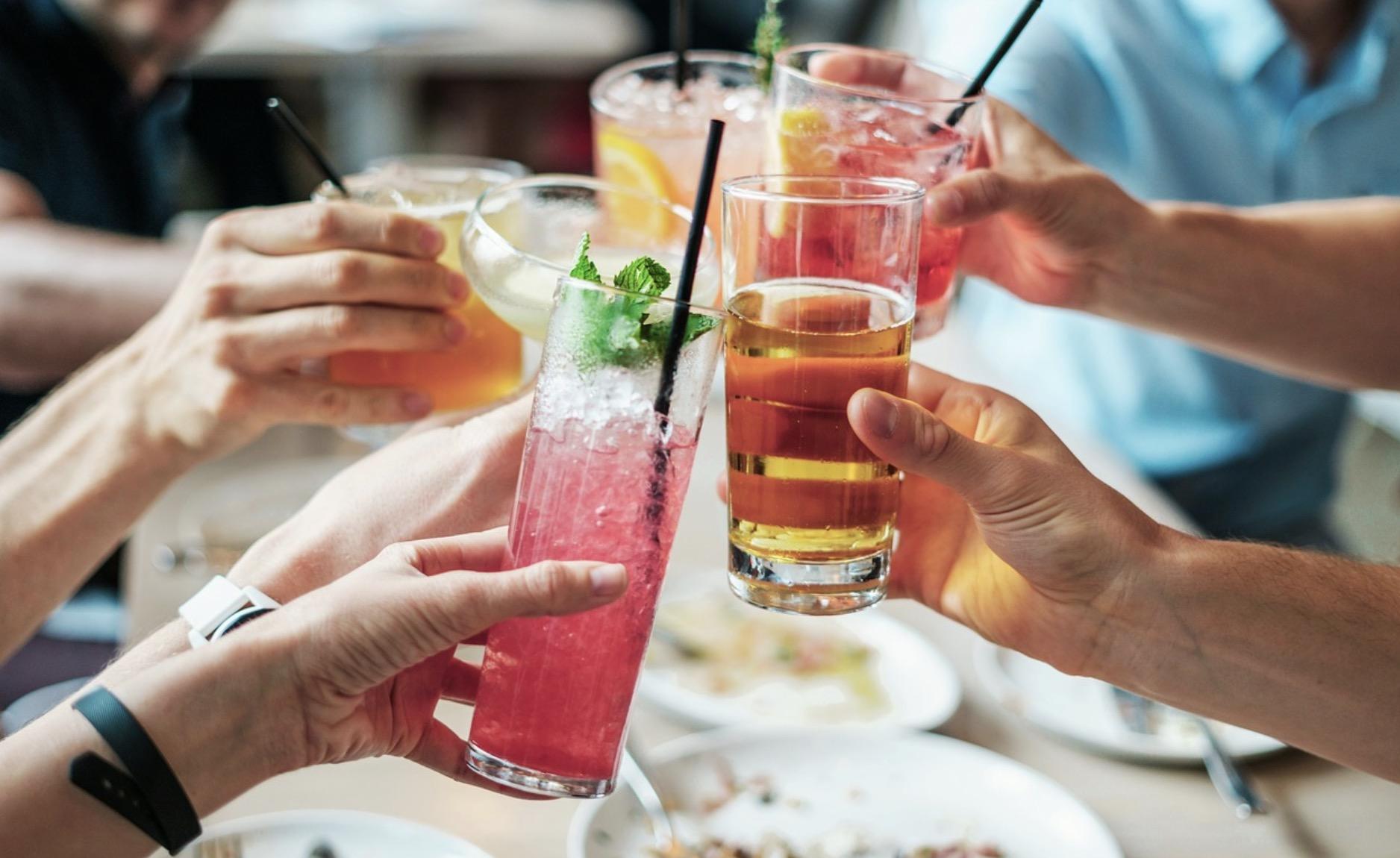 L'alcool et les papas